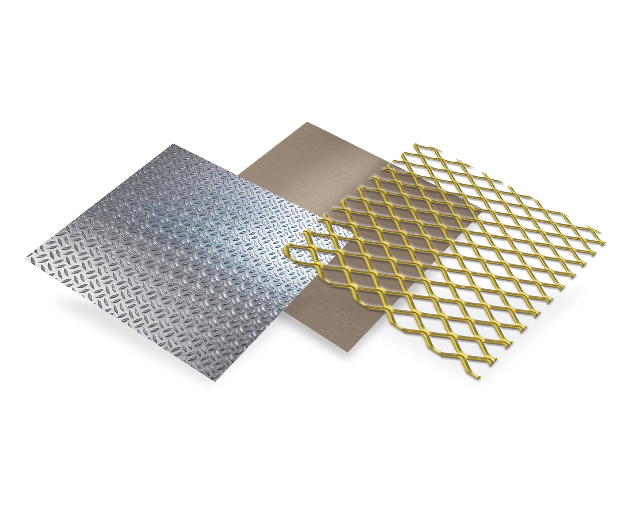 Aluminium sheet metals