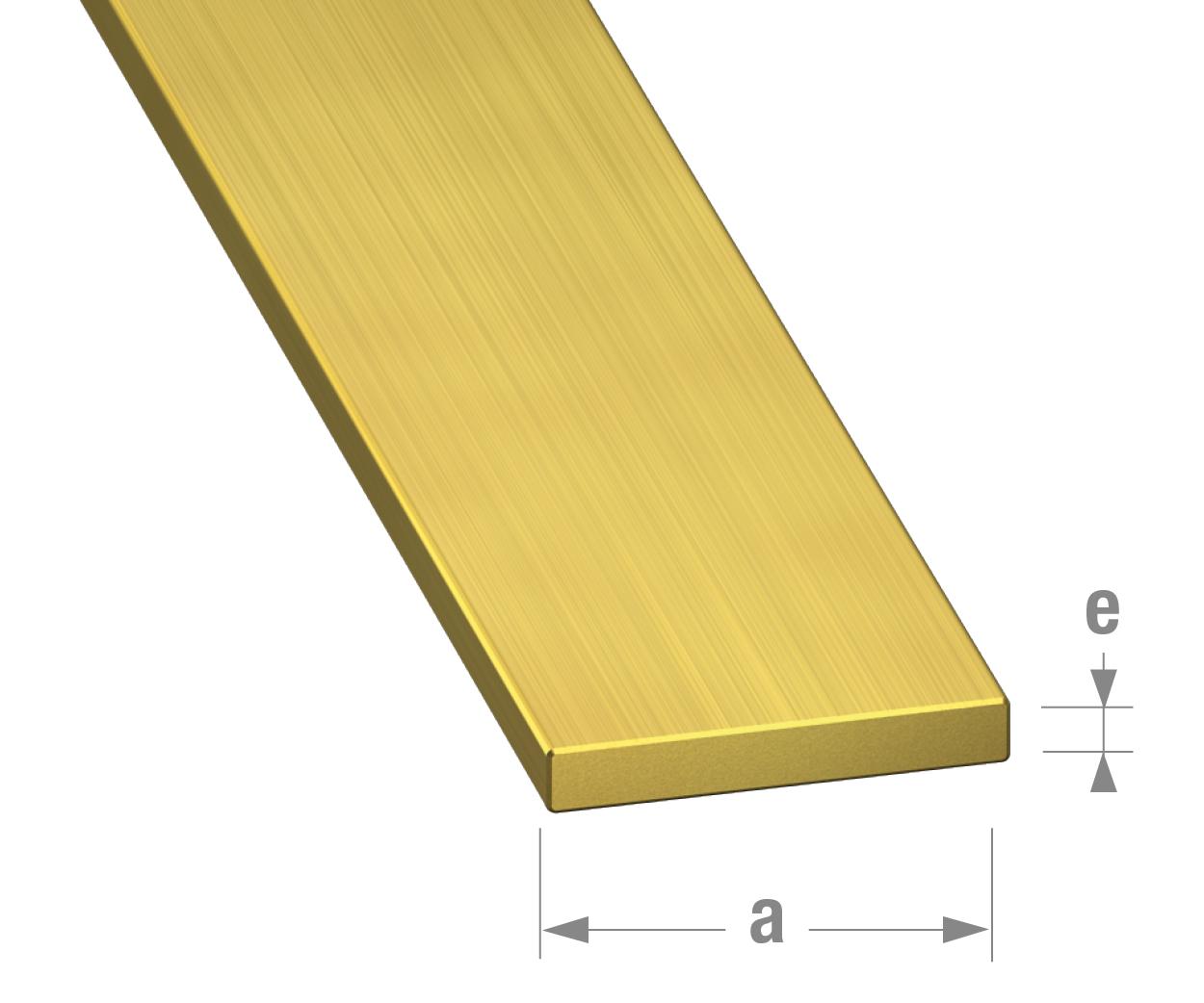 profiles acier laiton plat laiton. Black Bedroom Furniture Sets. Home Design Ideas